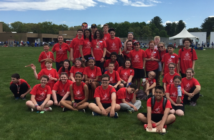 Brennan Best Buddies Special Olympics 2016 T-Shirt Photo