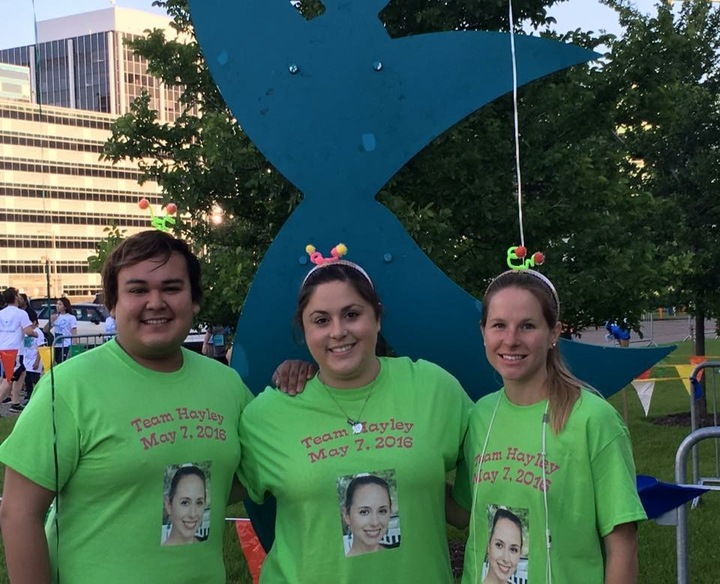 Md Anderson Sprint For Life T-Shirt Photo