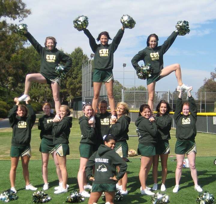 Cui Cheer Squad T-Shirt Photo