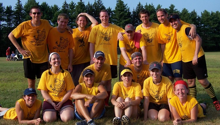 2006 Buda Summer Club Div Iv Champs T-Shirt Photo