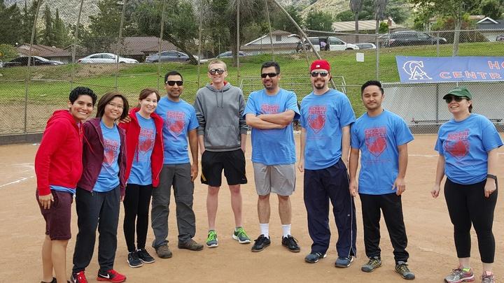 Kickball Frenzy T-Shirt Photo