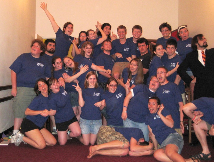 Crazy Lutherans! T-Shirt Photo