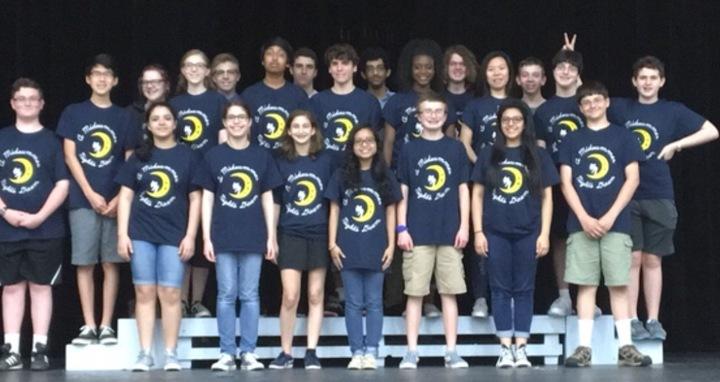 Cast/Crew Of A Midsummer Night's Dream! T-Shirt Photo