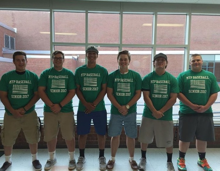 Mtp Baseball Seniors  T-Shirt Photo