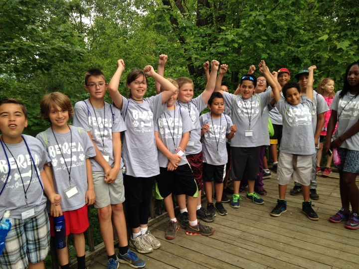 Camp Greenville 2016 T-Shirt Photo