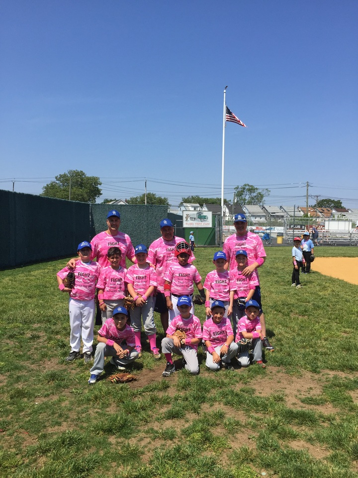 Ozone Howard Breast Cancer Tournament T-Shirt Photo