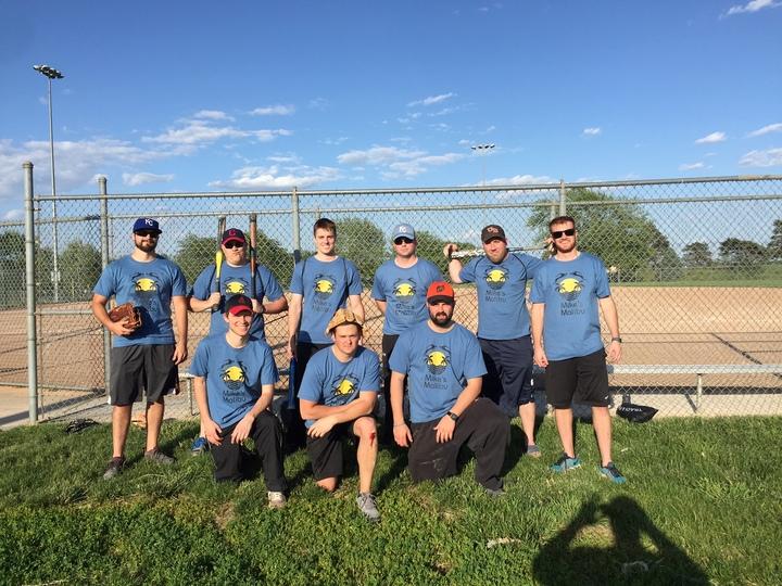 Softball Champs T-Shirt Photo