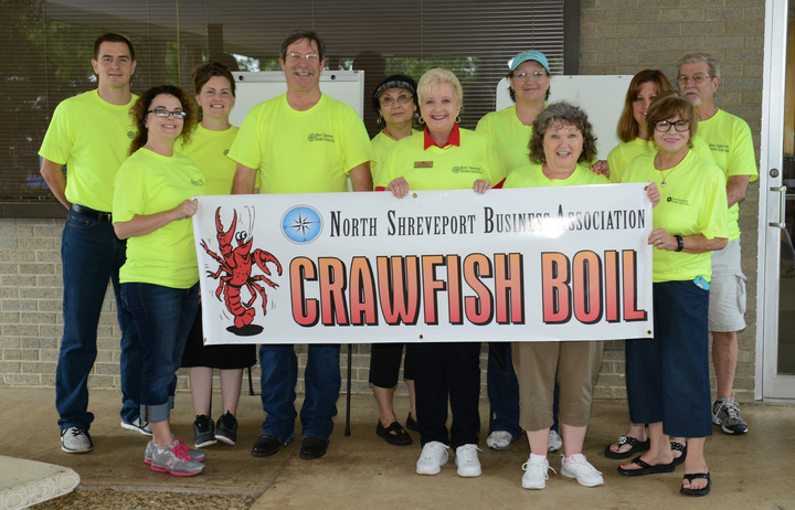Nsba 2016 Annual Crawfish Boil T-Shirt Photo