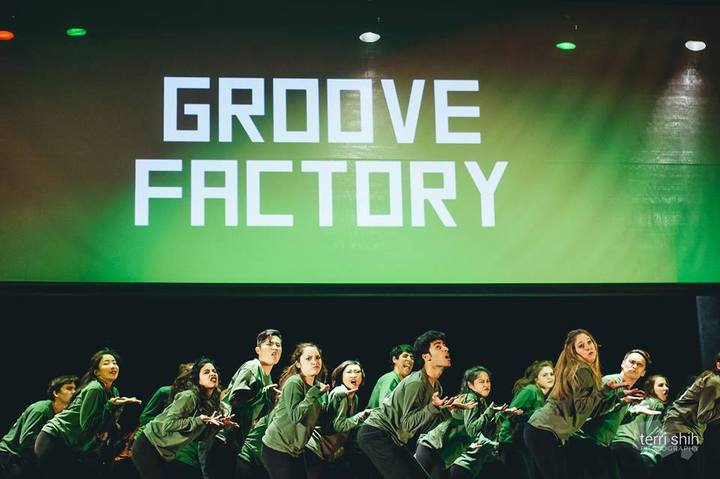 Groove Factory Showcase At Ucla! T-Shirt Photo