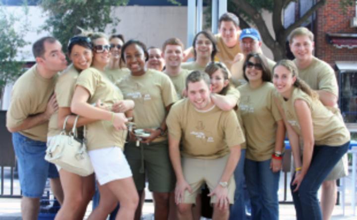 Houston Hoe Down 2006! T-Shirt Photo