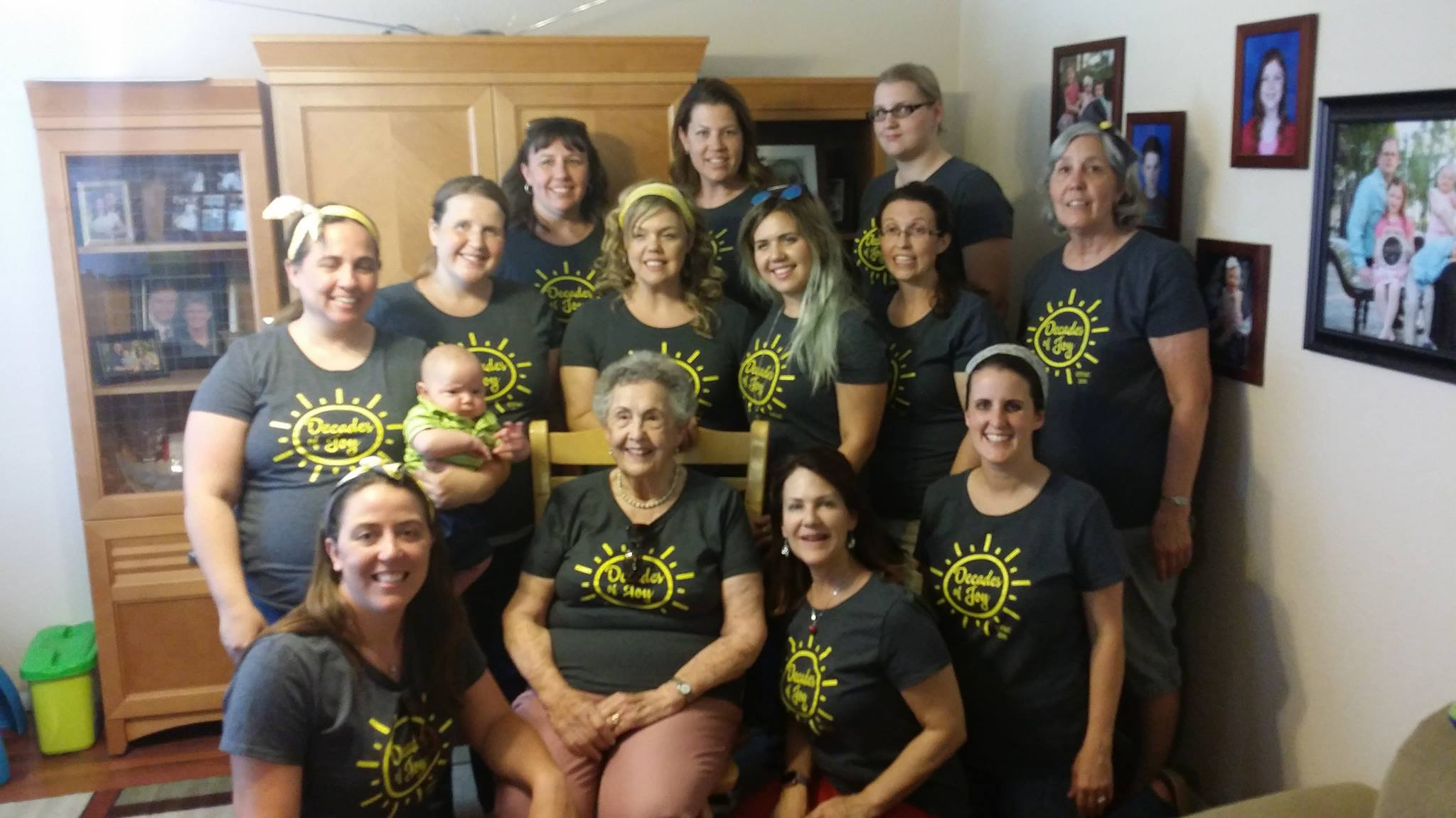 Custom T Shirts For 3 Generations Of Women Shirt Design Ideas
