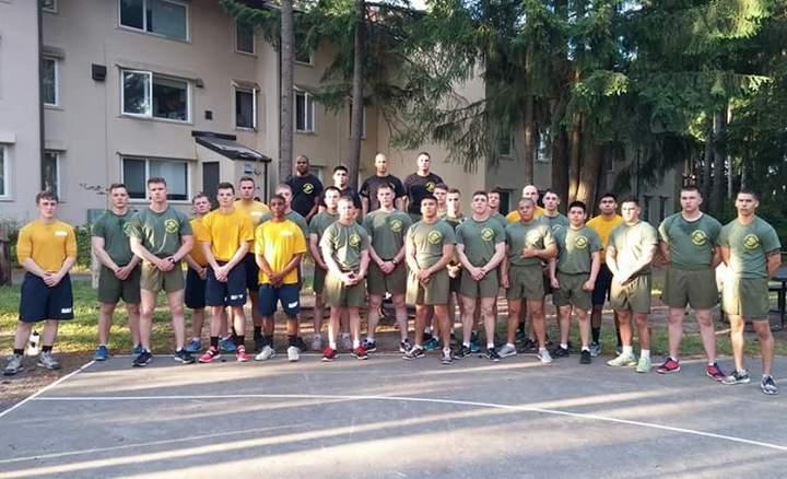 Bangor, Wa Corporals Course T-Shirt Photo