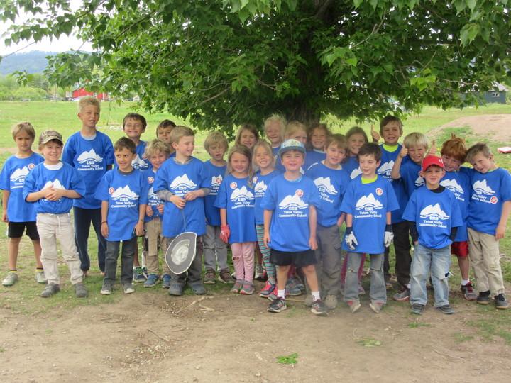 Teton Valley Community School Of Teton Science Schools T-Shirt Photo