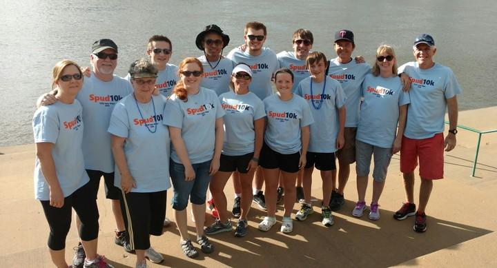 Spud10 K Team  T-Shirt Photo