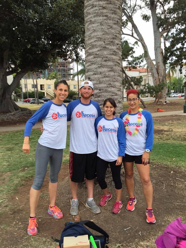 2nd Recess Youth Running Program T-Shirt Photo