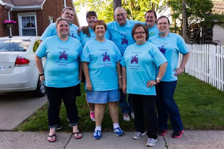 Team Photo The Kravengers! T-Shirt Photo