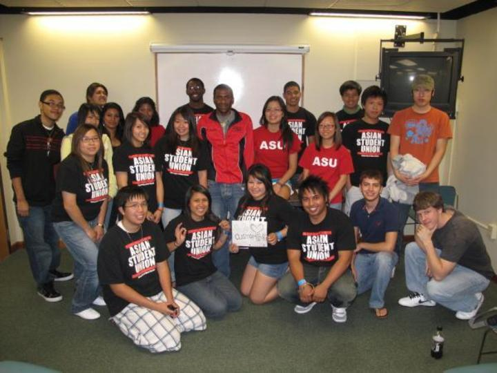 University Of West Florida Asian Student Union T-Shirt Photo
