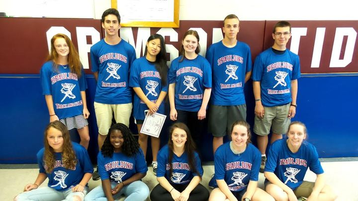 Track And Field T-Shirt Photo