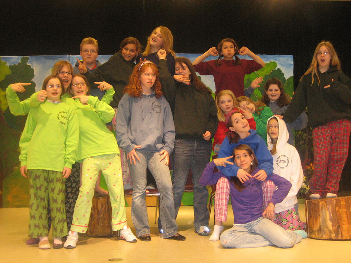 Ocw Middle School Presents Cinderella Confidential T-Shirt Photo