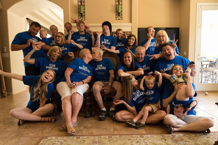 60th Anniversary Family Celebration! T-Shirt Photo