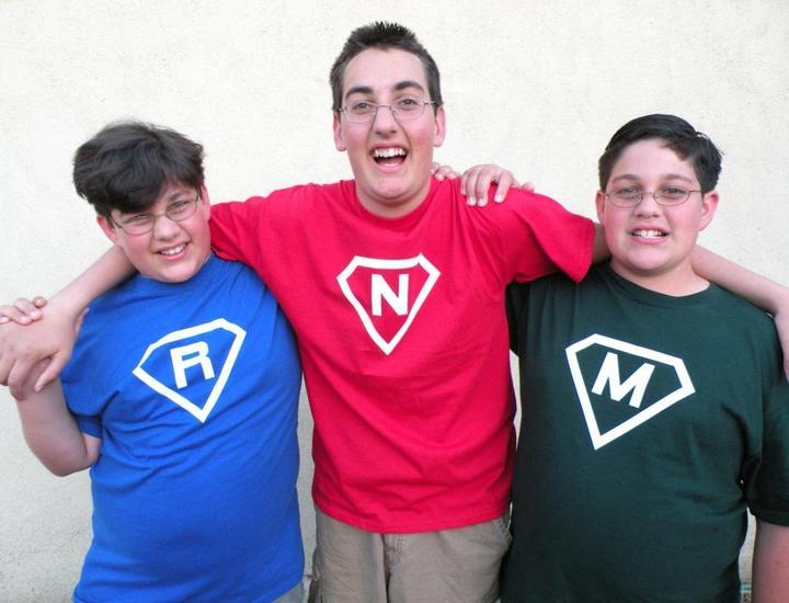 Men From M.A.R.V.I.N. Assemble! T-Shirt Photo