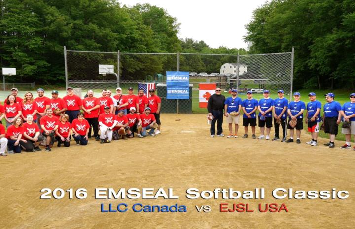 2016 Emseal Softball Classic T-Shirt Photo