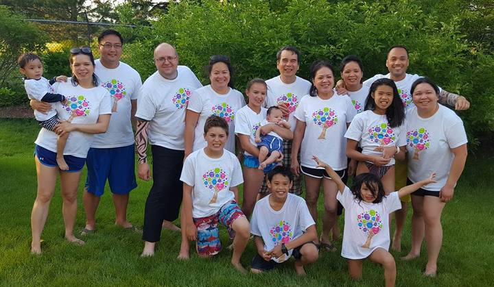 Fam Bam 2016 T-Shirt Photo