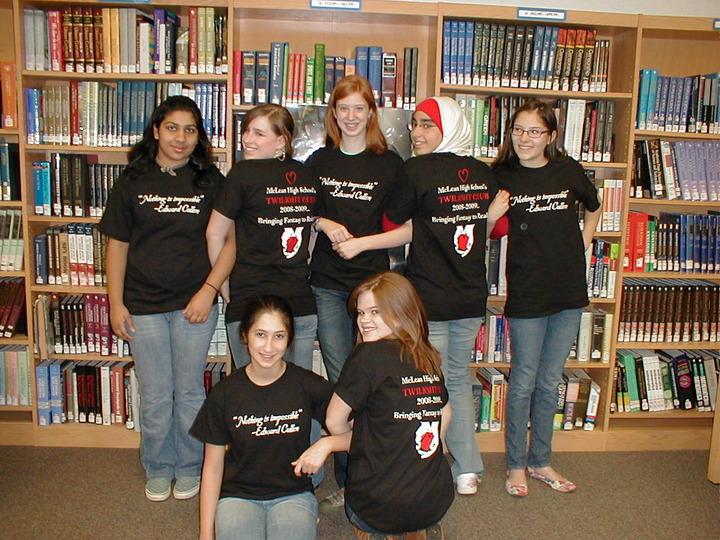 The Twilight Club T-Shirt Photo