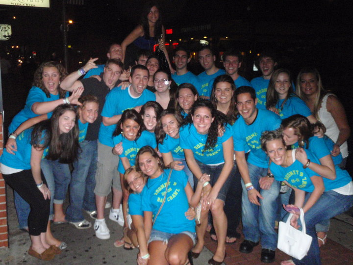 Ud Rodney B Bar Crawl T-Shirt Photo