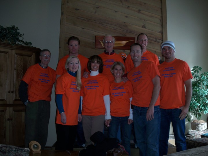 Allyson Achievers Achieving T-Shirt Photo