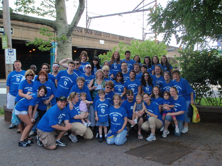 We Trot To Make Cf Stand For Cure Found! T-Shirt Photo