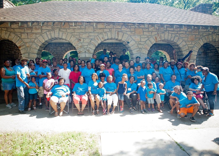 Thompson/Glanton Family Reunion 2016 K.C. Mo. T-Shirt Photo