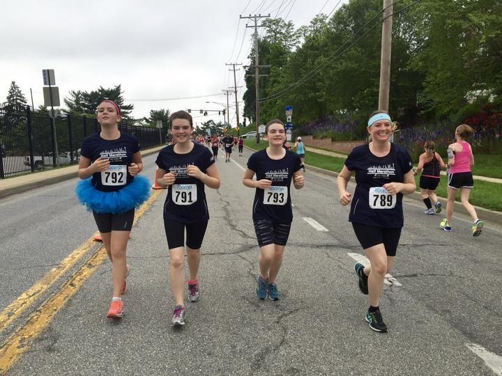 Rockin' The Half Marathon In Style! T-Shirt Photo