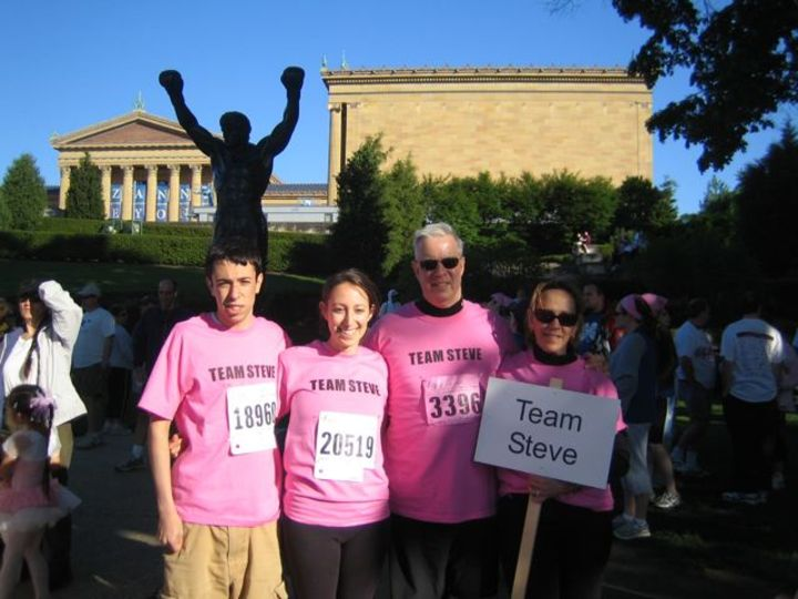 Charlie, Tovah, Steve, And Ellen Tripp T-Shirt Photo