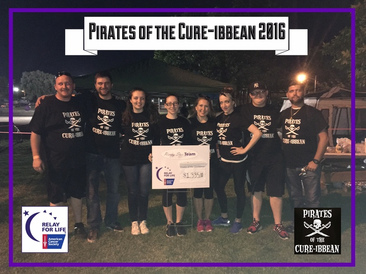 Pirates Of The Cure Ibbean  T-Shirt Photo