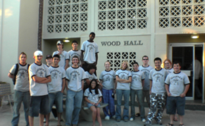 Florida Tech Wood Hall Woodies T-Shirt Photo