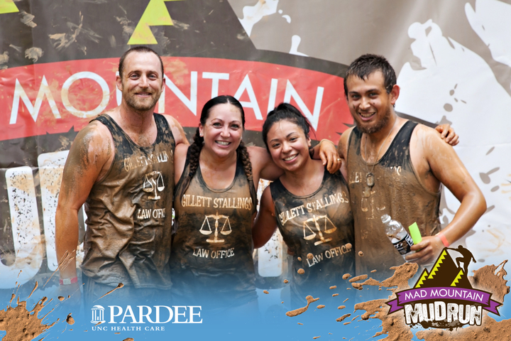 Gs Law Mud Run T-Shirt Photo