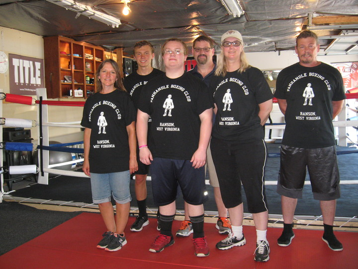 Open Boxing Gym Day  T-Shirt Photo
