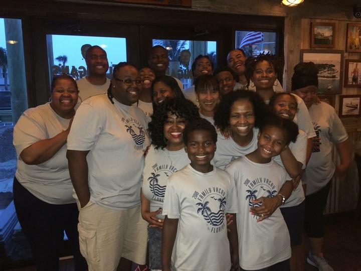 Florida Family Vacay T-Shirt Photo