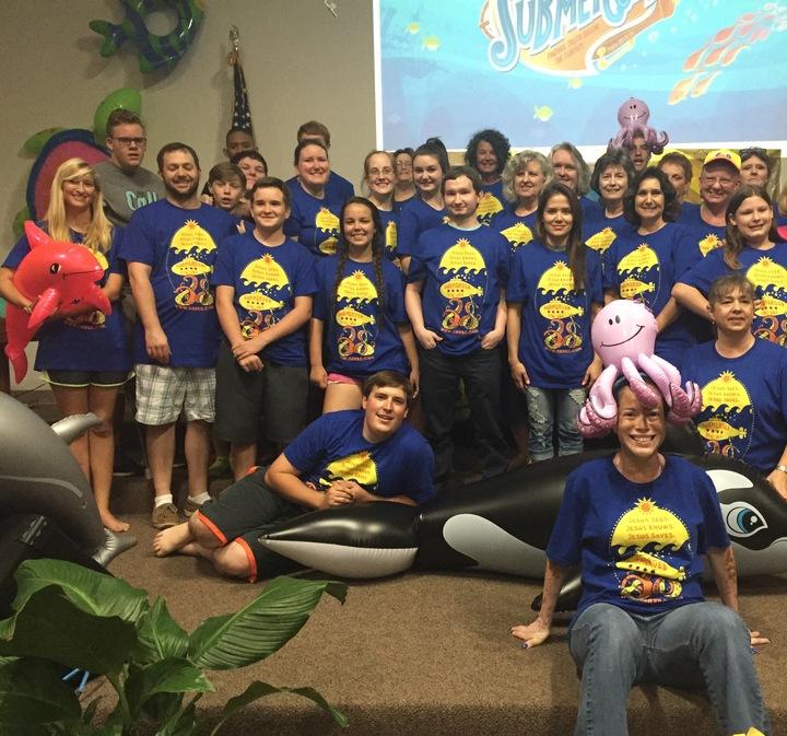 Srfbc Submerged  T-Shirt Photo