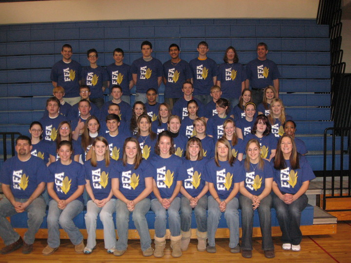 Our Chapter Member Photo T-Shirt Photo
