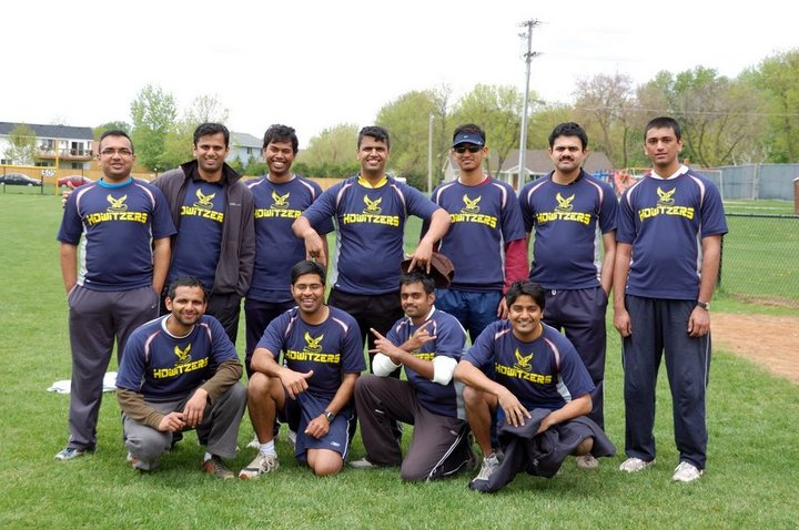 The Best Cricket Team T-Shirt Photo