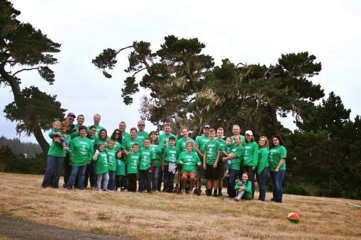 Dugan Family Reunion 2016 T-Shirt Photo