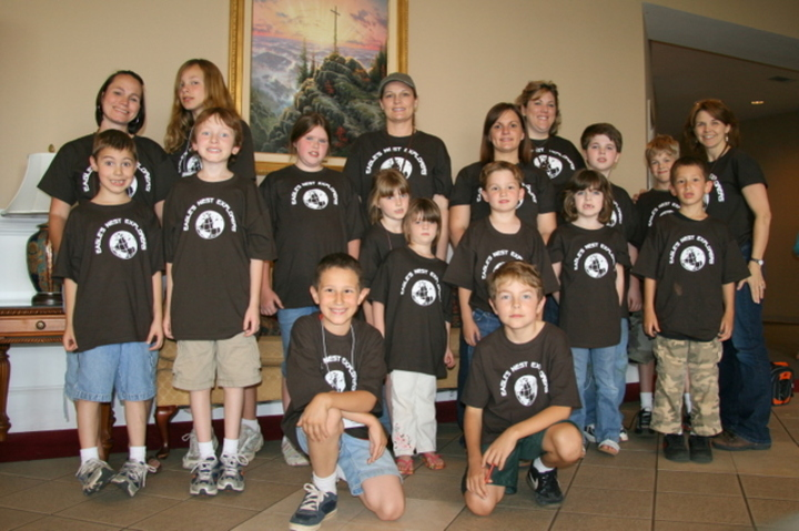 Explorers T-Shirt Photo