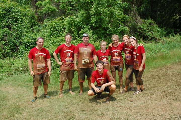 Fighting Ms One Muddy Step At A Time T-Shirt Photo
