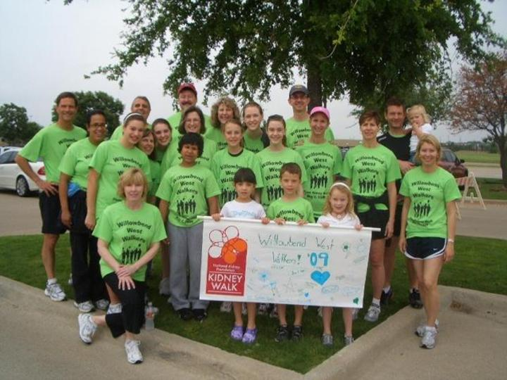 Willowbend West Walkers T-Shirt Photo