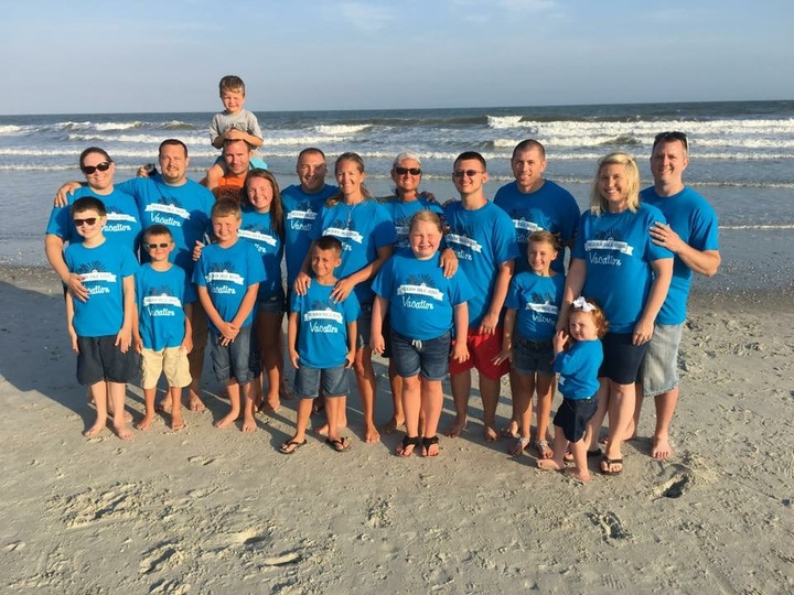 Ocean Isle Beach 2016 T-Shirt Photo