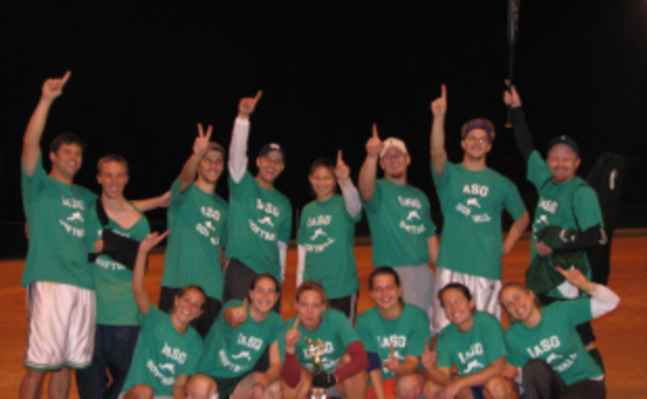 Ia Sg Wins The Chapel Hill Softball City League Title! T-Shirt Photo