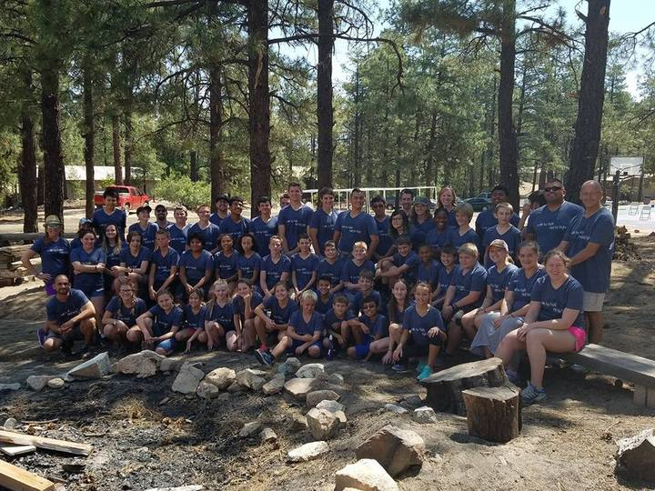 Summer Camp 2016 T-Shirt Photo