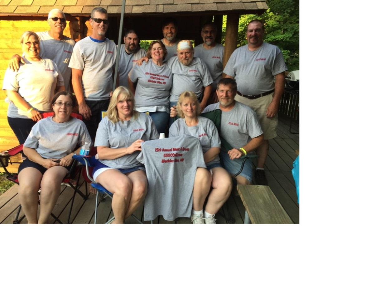Custom T Shirts For 650 C Cn D 15th Annual Meet Greet Shirt